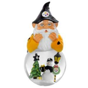 Pittsburgh Steelers Snow Globe Ornament