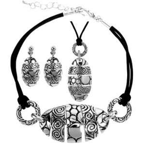 The Sophia Set Collectible Accessory Earring Necklace Bracelet Jewelry