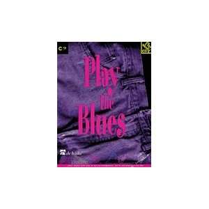 Play the Blues Book With CD C Bass Clef