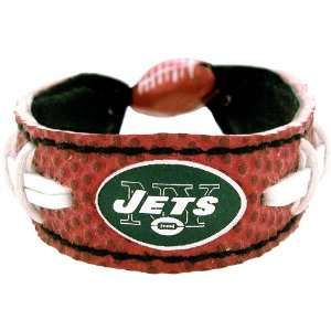 NFL New York Jets Classic Football Bracelet