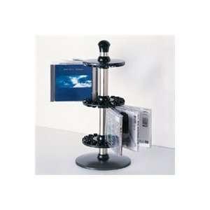 Siro Designs Unum U CD2002 ; U CD2002 Table Top CD Stand Nickel/Black