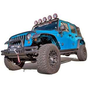 Jeep Wrangler JK All Terrain Flat Fender Flares Kit (2007