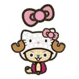 [Hello Kitty] ~ one piece jewelry sticker chopper Toys & Games