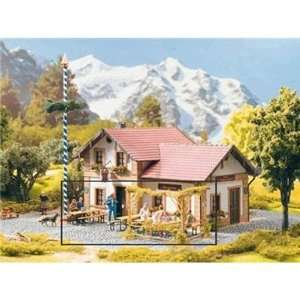 BEER GARDEN TABLES & BENCHES   PIKO G SCALE MODEL TRAIN ACCESSORIES