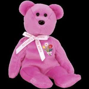 TY Beanie Baby   MOTHER 2004 the Bear Toys & Games