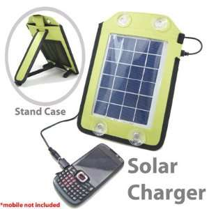 Portable Solar Panel Charger for Cell Phone/GPS//MP4