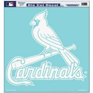 Wincraft St. Louis Cardinals 18X18 Die Cut Decal Sports