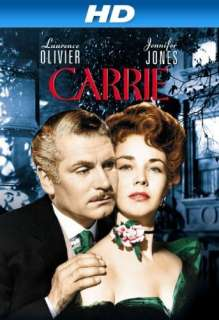 Carrie [HD] Laurence Olivier, Jennifer Jones, Miriam