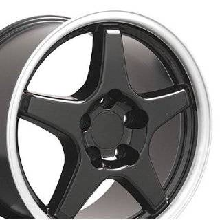 ZR1 Style Replica Wheels Fits Camaro Corvette   Set of 4 Automotive