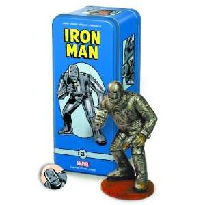 Deluxe Classic Marvel Characters Statue #3 Iron Man Toys & Games