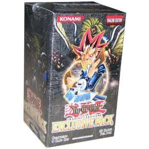 Yugioh Card Game   (Movie) Exclusive Pack Sets Box   20P8C