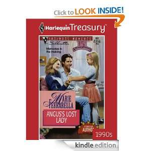 Anguss Lost Lady Marie Ferrarella  Kindle Store