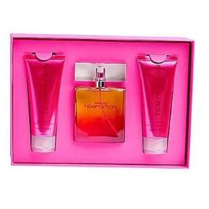 Animale Temptation 3.4oz Edp 3pc Set for Woman Beauty