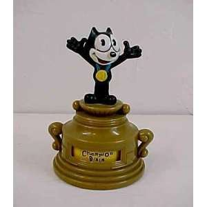 Felix The Cat Collectible Trophy Toy (1996 Wendys. NEW IN