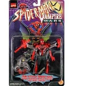SPIDER MAN VAMPIRE WARSAIR ATTACK SPIDER MAN Toys