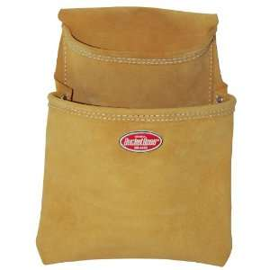 Bucket Boss 54483SP Suede Leather 2 Pocket Dry Wall Bag