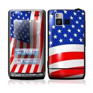 I Love America Decorative Skin Cover Decal Sticker for LG Dare