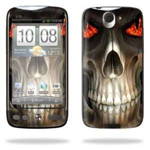 Desire Smart Phone Cell Phone   Evil Reaper Cell Phones & Accessories