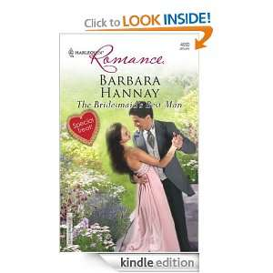 The Bridesmaids Best Man (Harlequin Romance) Barbara Hannay