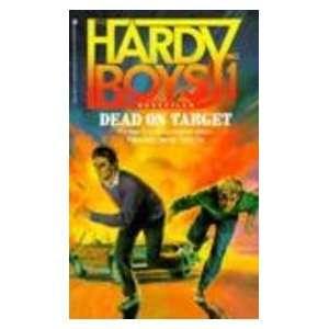 Dead on Target (Hardy Boys Casefiles, Case 1