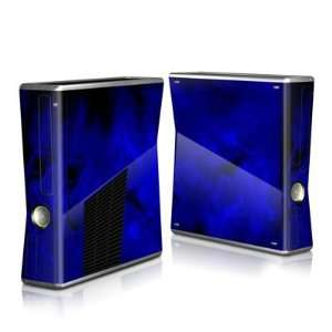 Indigo Quantum Waves Design Protector Skin Decal Sticker for Xbox 360