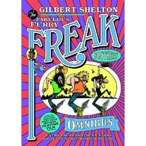 The Fabulous Furry Freak Brothers Omnibus [Paperback