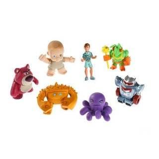 Disney Pixar Toy Story Buddy 2 Pack Zurg & Lotso Toys
