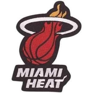 Miami Heat Logo Patch