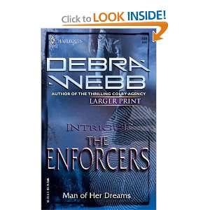 Man of Her Dreams (he Enforcers, Book 3) (Larger Prin