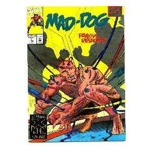Mad Dog #2 Marvel Ace No information available Books