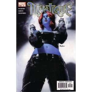 Mystique, Vol 1 #19 (Comic Book) INGRESSION MCKEEVER Books