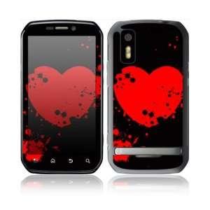 Vampire Love Design Protective Skin Decal Sticker for