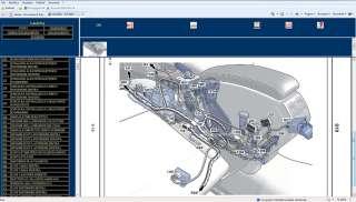 iii x91 visu schemi elettrici diagrammi e connettori renault visu