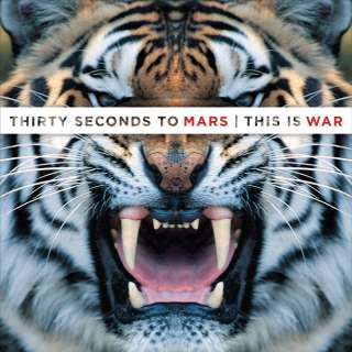 30 Seconds To Mars   This Is War  Overstock