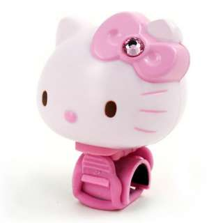 Hello Kitty Bicycle Bike Bell Ring in Pink Lovely !!!