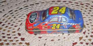 NASCAR MINIATURE TIN CAR DUPONT #24