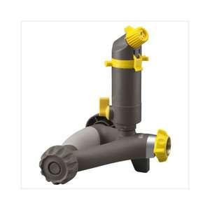 L R Nelson Gear Drive Sprinkler with Wheel Base: Garden
