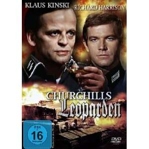 Churchills Leoparden  Klaus Kinski, Richard Harrison