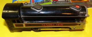 Marx MarLines 0 4 0 Working Vintage Tin Plate Toy Train Steam