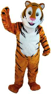 Cartoon Tiger Mascot Costume  Tiger Mascot Lightweight