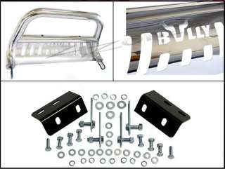 2004 2010 FORD F150 BULLY GRILLE GUARD FRONT BUMPER BULL BAR W/ SKID