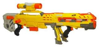 NERF N Strike Longshot CS 6 Sniper Dart Gun *New in Box*