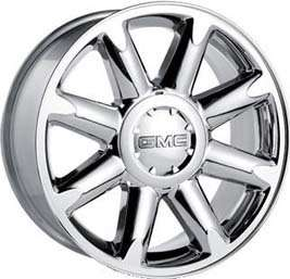 GMC YUKON DENALI SIERRA 1500 WHEEL RIM 5304 OPTION P41