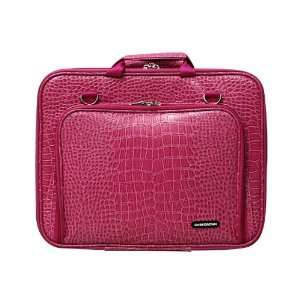 CaseCrown Double Memory Foam Case with Front Pocket (Alligator