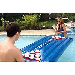 PortOPongBeer Pong Table   Inflatable Floating Pool 847808001170