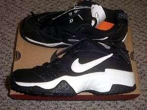 Nike Air Diamond Black White Mens Trainer Baseball Shoe NIB Sale