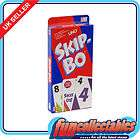 Skip Bo card game (Skip Bo from Mattel) From the makers