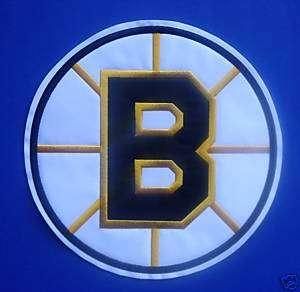 Boston Bruins NHL Hockey Jacket Patch Sports Crest A