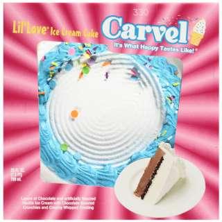 Carvel Lil Love Ice Cream Cake, 26 oz Frozen Foods
