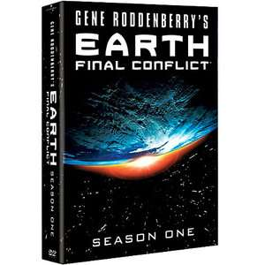 Gene Roddenberrys Earth Final Conflict   Season One